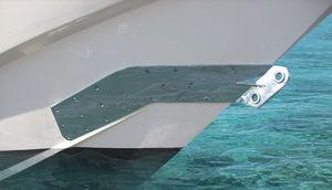 écubier de remorque / pour navire