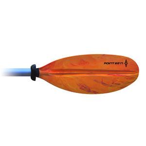 pagaie pour kayak / de randonnée / asymétrique / double