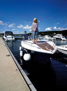pare-battage pour bateau / de ponton / sphérique / rempli de mousse