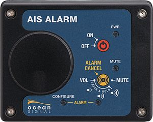 système d'alarme pour bateau / AIS / pour homme à la mer