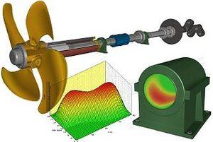 logiciel pour conception d'arbre d'hélice
