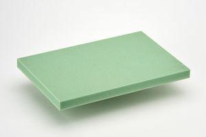matériau d'âme mousse PVC