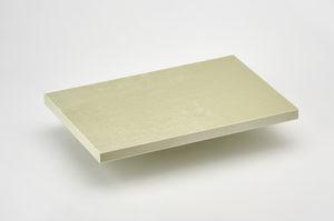 panneau sandwich pour aménagement de navire / mousse PVC / mousse PET / fibre de verre