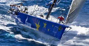 sailing-yacht de course