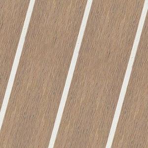 panneau pour revêtement de pont / en teck / synthétique / stratifié