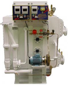 dessalinisateur pour navire / évaporateur