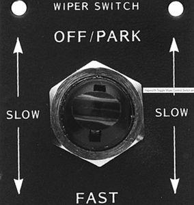 interrupteur pour bateau