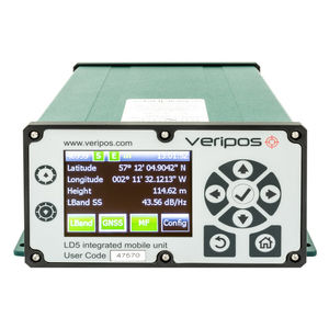 système de positionnement GNSS