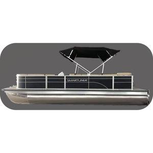 bateau ponton hors-bord / en aluminium / max. 9 personnes