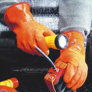 gants pour l'aquaculture