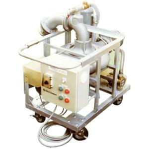 pompe à poissons pour l'aquaculture / de transfert / eau douce / eau de mer