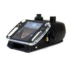 sonar pour études océanographiques / à balayage latéral / haute résolution / portable