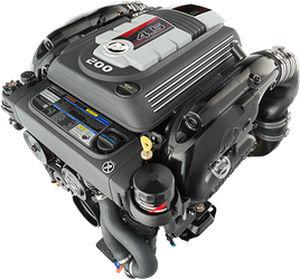 moteur stern-drive / essence / plaisance