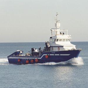navire de pêche professionnelle thonier senneur