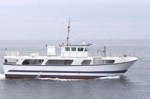 navire de pêche palangrier