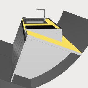 stabilisateur pour plan de travail / pour bateau / pour yacht / pour navire