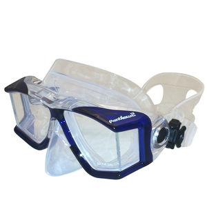 masque de plongée 4 vitres