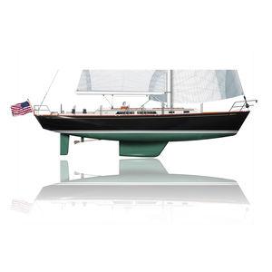 sailing-yacht de croisière / traditionnel / cockpit ouvert / 3 cabines