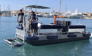 bateau de service