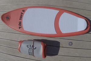 planche de kitesurf surf / de vagues / wakestyle / d'initiation
