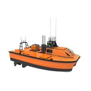 drone de surface d'études océanographiques