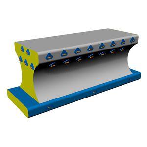 jeu aquatique podium