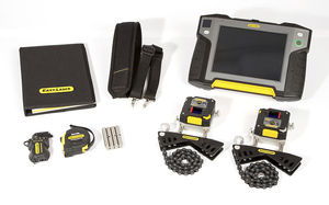 système d'alignement IP66 / IP67 / laser / d'arbre