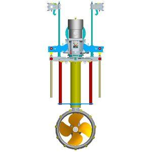 propulseur azimutal