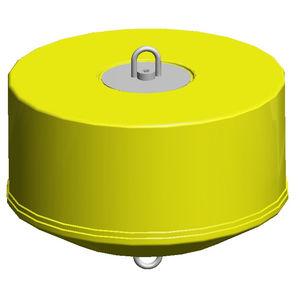 bouée de mouillage / pour l'aquaculture / cylindrique / pour courant fort
