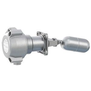 détecteur de niveau à flotteur magnétique / pour navire / pour réservoir / pour pompe