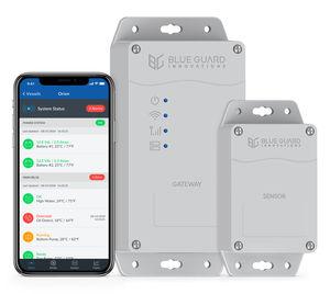 système de contrôle / pour bateau / pour charter / pour batterie