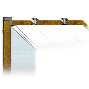 panneau pour plafond de navire