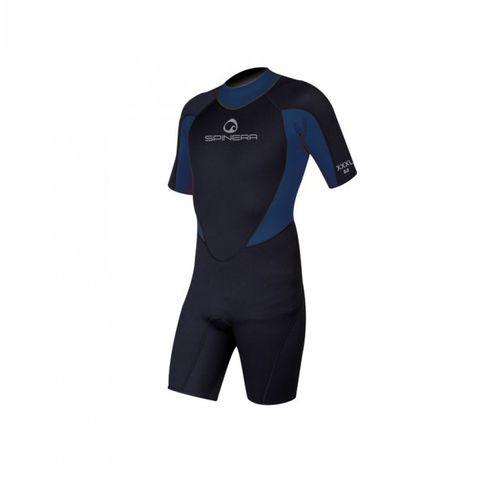combinaison en néoprène pour sports nautiques / shorty / à manches courtes / 3 mm
