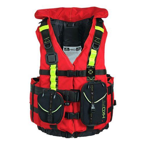 gilet de sauvetage en mousse / 80 N / 100 N / avec harnais de sécurité