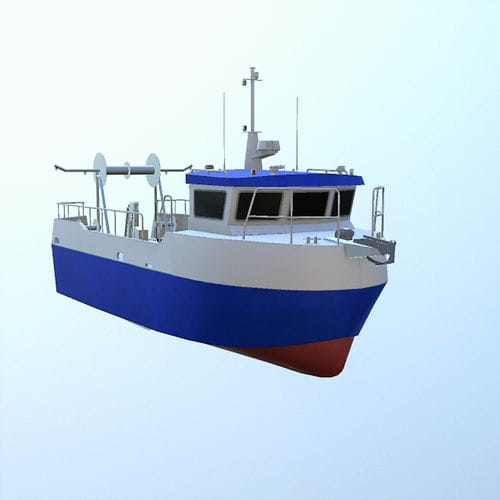 bateau professionnel bateau de pêche professionnelle