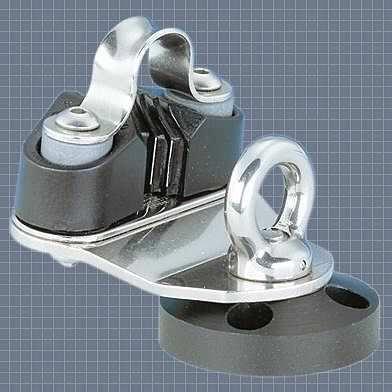 tourelle pivotante avec taquet coinceur intégré