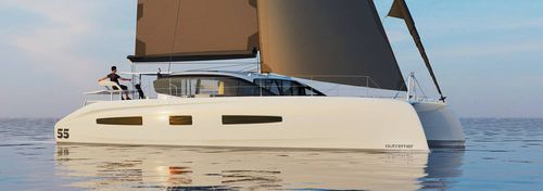 sailing-yacht catamaran