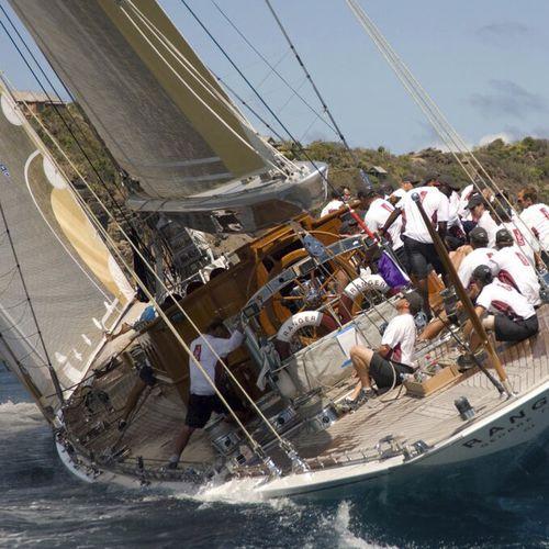 mât pour sailing-yacht