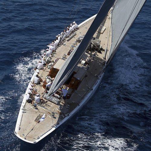 bôme pour sailing-yacht