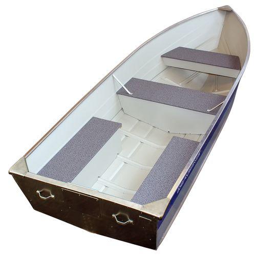bay boat hors-bord / de pêche sportive / en aluminium / max. 6 personnes