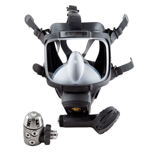 masque de plongée facial intégral
