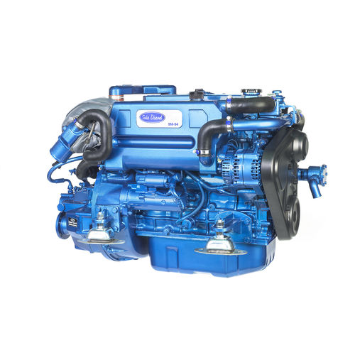 moteur in-bord - Solé Diesel