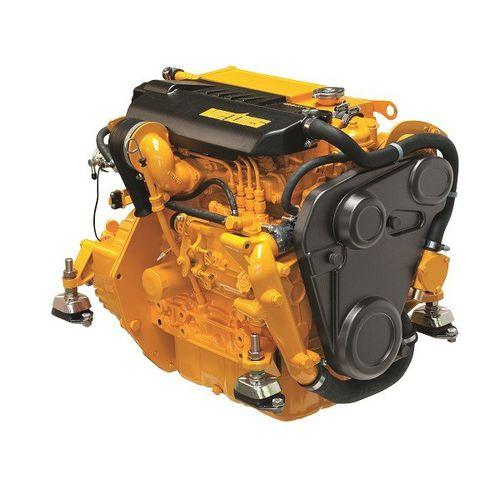 moteur plaisance / in-bord / diesel / injection indirecte