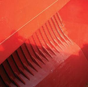 revêtement pour bateau professionnel / pour navire / anti-abrasion / bi-composant