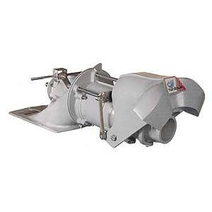 turbine hydrojet pour bateau de surveillance
