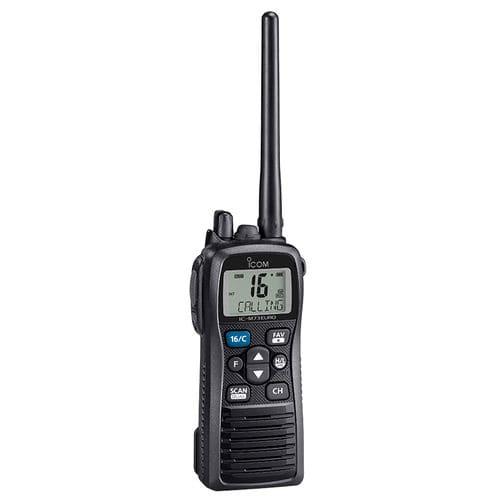 radio pour bateau / portable / VHF / IPX8