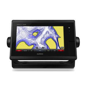 lecteur de cartes / sonar / GPS / pour bateau
