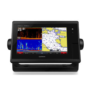 GPS / lecteur de cartes / marin / couleur