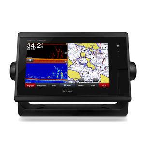 sonar / GPS / lecteur de cartes / marin