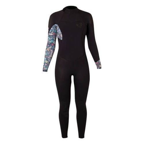 combinaison en néoprène pour sports nautiques / à manches courtes / intégrale / à manches longues